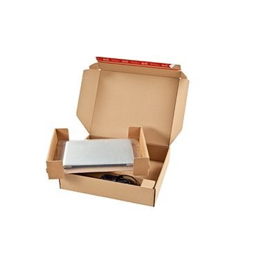 ColomPac Kartoneinlage FIXTRAY FP140.004 Notebook 410x275mm br