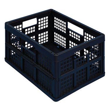 Really Useful Box Klappbox 45FBK 45l 39x28x57cm schwarz