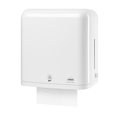 WEPA Handtuchspender Sensor 331070 29x35cm Kunststoff weiß