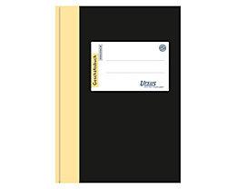 Ursus Geschäftsbuch 1510B96K 608391 DIN A6 96Blatt 80g kariert
