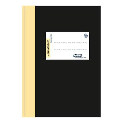 Ursus Geschäftsbuch 2921B144K 608361 DIN A4 144Blatt 80g kariert