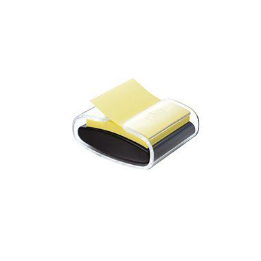 Post-it Haftnotizspender PRO-B1Y sw +1xSuper Sticky Z-Notes 90Bl. ge