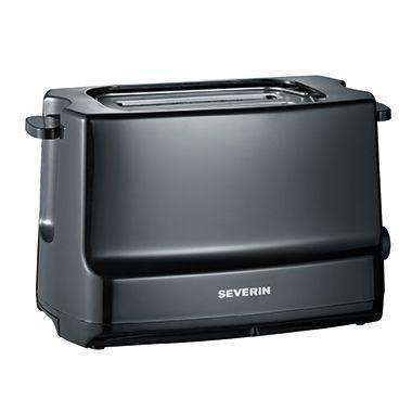 SEVERIN Toaster Start AT2281 800W 2Scheiben sw