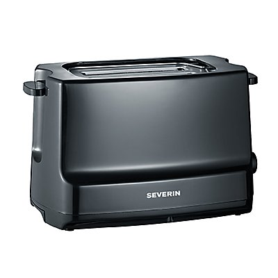 SEVERIN Toaster Start AT2281 800W 2Scheiben sw