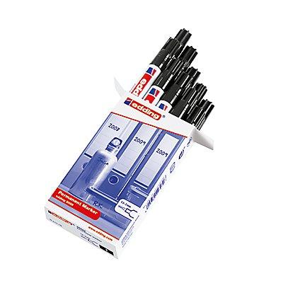 edding Permanentmarker 3000 4-3000999 sortiert 10 St./Pack.