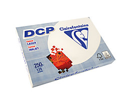 Clairefontaine Farblaserpapier DCP  DIN  250g el 125 Bl./Pack.