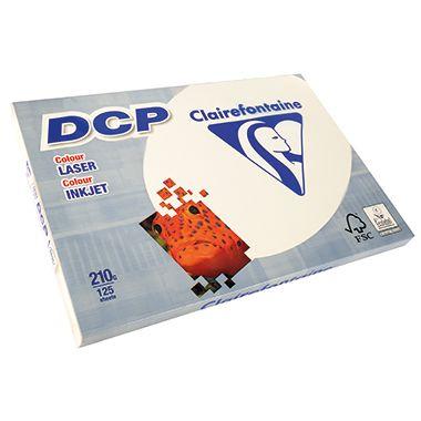 Clairefontaine Farblaserpapier DCP  DIN  210g el 125 Bl./Pack.