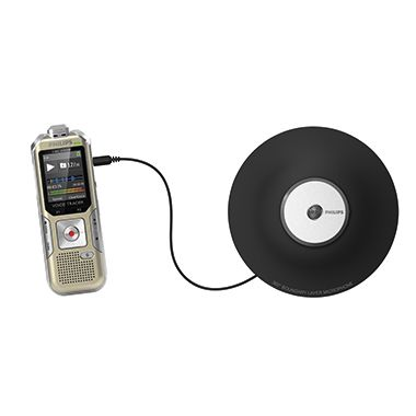 Philips Diktiergrät Digital Voice Tracer DVT8000/00