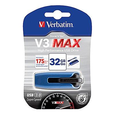 Verbatim USB Stick V3 Max USB 3.0