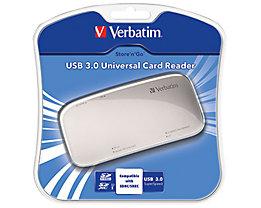Verbatim Kartenleser 97706 Card Reader Universal USB 3.0