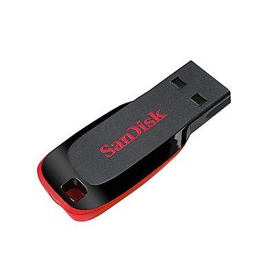 SanDisk USB-Stick Cruzer Blade SDCZ50-016G-B35 16GB