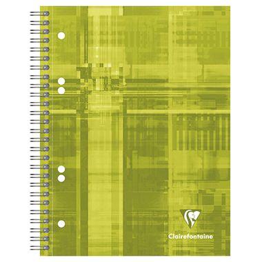 Clairefontaine Collegeblock 8272C DIN A5 90Blatt kariert