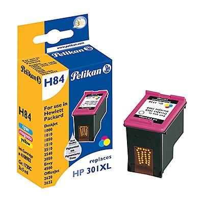 Pelikan Tintenpatrone 4108982 H84 wie HP 301XL 15ml c/m/y