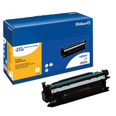 Pelikan Toner 42180701232y wie HP CE402A/507A 6.000S. gelb