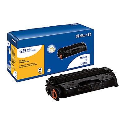 Pelikan Toner 42250301235HC wie HP CF280X/80X 6.900S. schwarz
