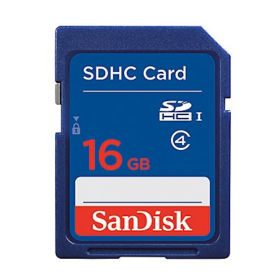 SanDisk Speicherkarte SDHC