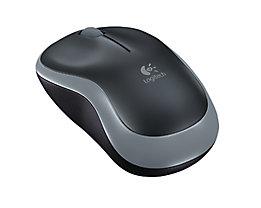 Logitech Mouse 910-002238 M185 cordless USB schwarz/grau