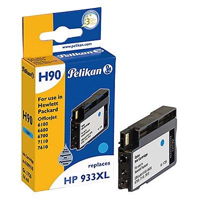 Pelikan Tintenpatrone 4109910 wie HP CN054AE/933XL cyan