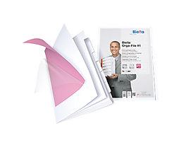 Biella Ordnungsmappe Orga File 324406.01 DIN A4 6Fächer weiß
