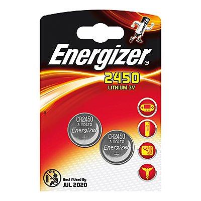 Energizer Spezialzelle Lithium CR 2450 638179 2 St./Pack.