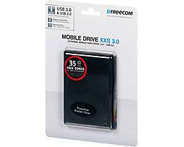 Freecom Festplatte Mobile Drive XXS   USB 3.0 2,5Zoll