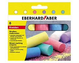 EBERHARD FABER Straßenmalkreide 526506 sortiert 6 St./Pack.