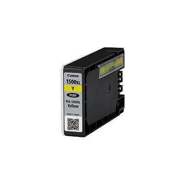 Canon Tintenpatrone PGI1500XLY 9195B001 900Seiten gelb