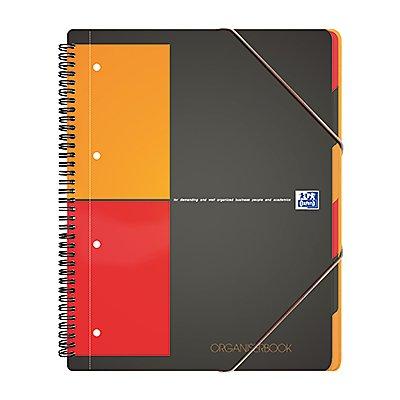 Oxford Collegeblock International Organizerbook 100102777 kariert