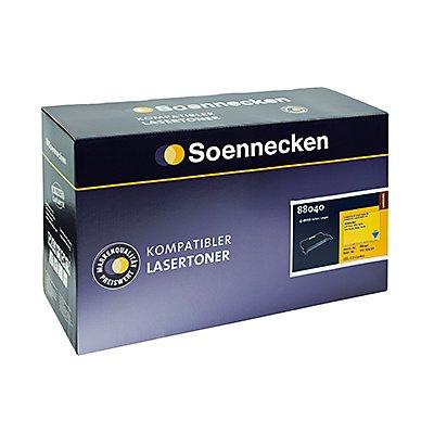 Soennecken Toner 88040 wie Samsung CLT-C5082L 4.000S. cyan