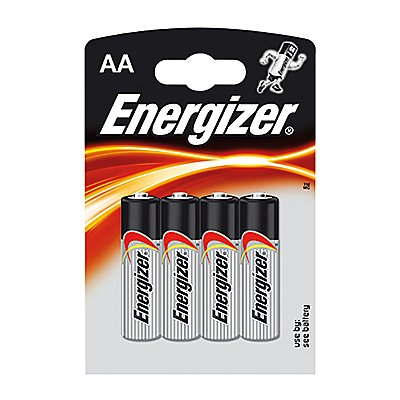 Energizer Batterie St./Pack.