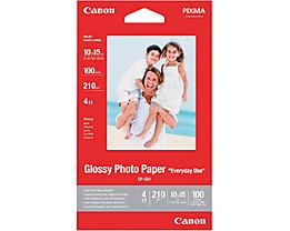 Canon Fotopapier GP501/10x15 0775B003 210g 100 Bl./Pack.