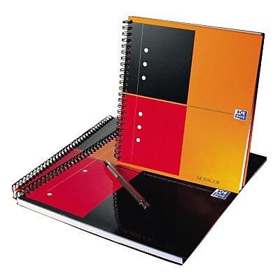 Oxford Collegeblock Notebook  DIN A4+  80Blatt
