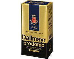 Dallmayr Kaffee prodomo 441421 gemahlen 500g