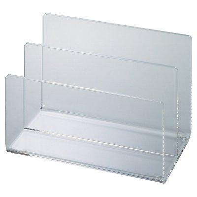MAUL Kartenständer 1952005 15,3x10x9,9cm Acryl glasklar