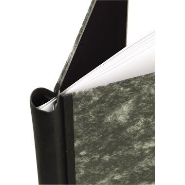 MAUL Klemmbinder DIN A4 max. 20mm Leinenrücken