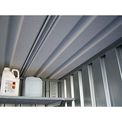 Mehrpreis Antikondenswasserbeschichtung - für BxT 5075 x 6300 mm - Dachunterseite