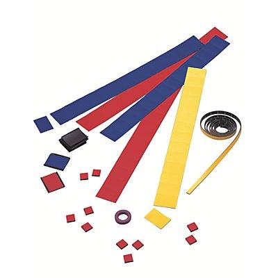 magnetoplan® Zubehörset - für Jahresplaner - Magnetband, U-Etikettenträger, Etiketten, Magnete