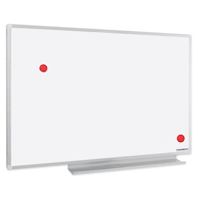 magnetoplan® Tableau blanc ferroscript® - simple face