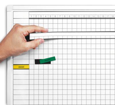 magnetoplan® ferroscript® Rastertafel - Raster 11 x 11 mm