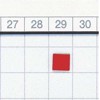 magnetoplan® Pflegeplan - Raster 15 x 16 mm - BxH 1200 x 900 mm