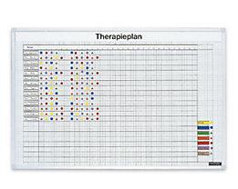 magnetoplan® Planning thérapeutique - quadrillage 22 x 22 mm, simple face