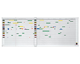 magnetoplan® Kit de planning annuel - semaine de 7 jours