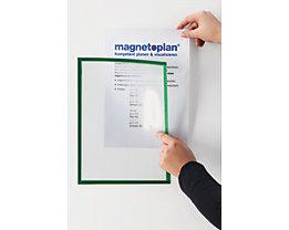 magnetoplan® Pochettes magnetofix - format A3, lot de 5