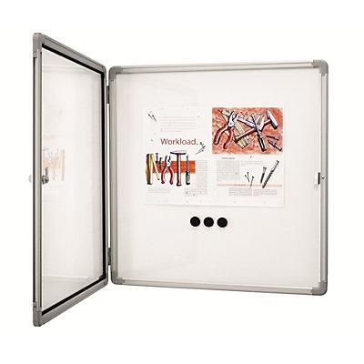 magnetoplan® Schaukasten SP - weiß
