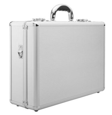 magnetoplan® Moderationskoffer KOMPAKT - mit Komplett-Zubehör - HxBxT 340 x 470 x 165 mm