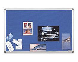 magnetoplan® Tableau textile type SP - bleu