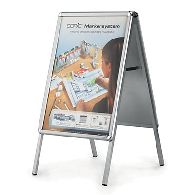 magnetoplan® Kundenstopper - Typ SP, wetterfest