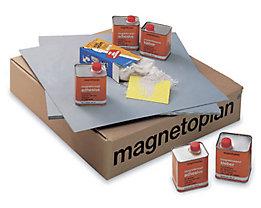 magnetoplan® Spezialkleber - für magnetowand®-Platten - grau