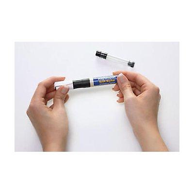 magnetoplan® Ersatzpatrone - für Refill-Marker, 4 VE à 10 Stk