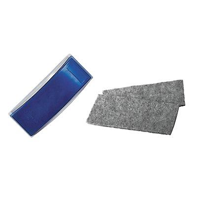 magnetoplan® Tafellöscher - magnetisch, VE 2 Stk - blau